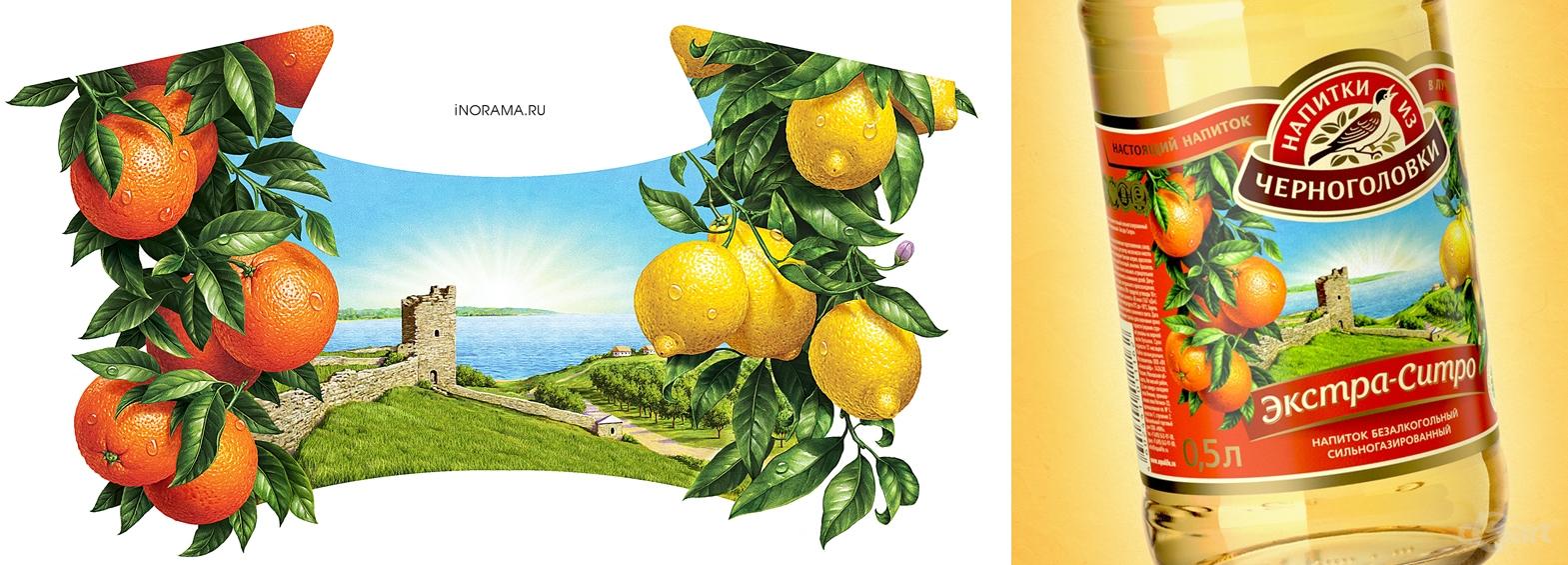 屡获奖项的iNORAMA工作室带来的食品类插图包装案例